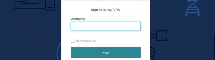 myPLTW Logo