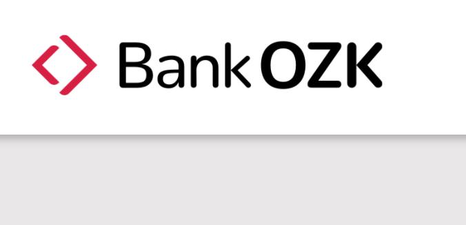 BankOZK Logo