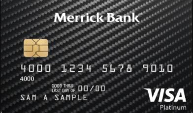 merrick bank credit card logo