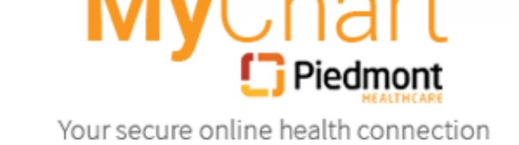mychart piedmont logo